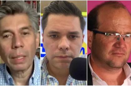 Daniel Coronell, Luis Carlos Vélez y Daniel Samper, polémica Revista Semana.