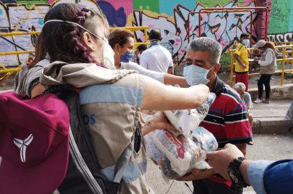 Donaciones en Medellín