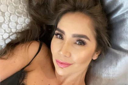 Paola Jara, cantante.