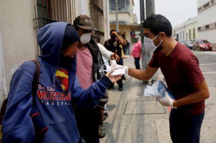 Guatemala en medio del coronavirus