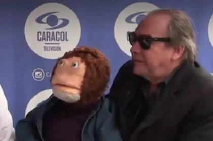 Carlos Donoso, humorista y ventrílocuo.