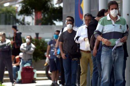 Claudia López dice que hay políticos dettrás de protestas en Bogotá