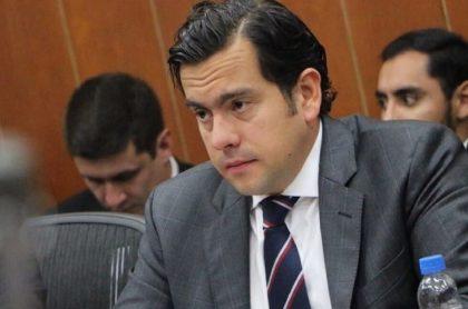 Rodrigo Lara habla de video viral sobre intervención en Senado