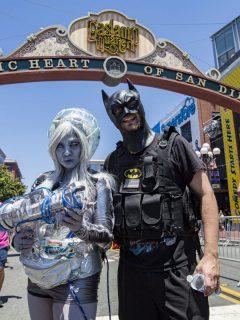 Comic Con San Diego