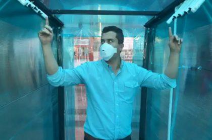 Túnel-desinfeccion