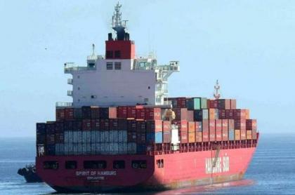 Spirit of Hamburg, barco cuyo capitán fue asesinado al estar anclado en Cartagena