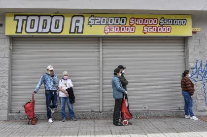 Crisis económica en Colombia por la pandemia de COVID-19