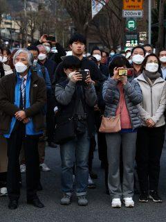 Corea del Sur en medio del Coronavirus