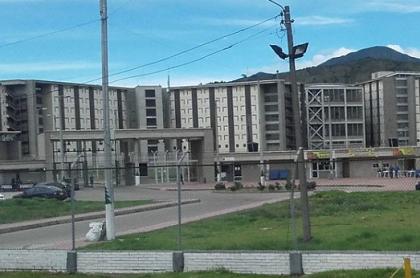 Cárcel La Picota, de Bogotá
