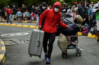 Alcalde de Cali propone cerrar paso a migrantes