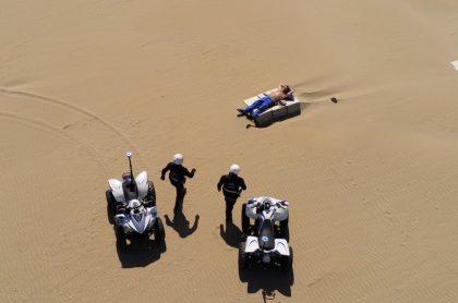 Dron policía