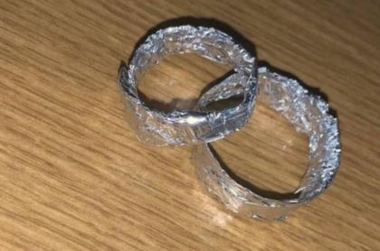 Anillos aluminio