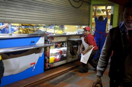Comercio en Colombia
