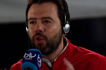 Carlos Fernando Galán, en Blu Radio