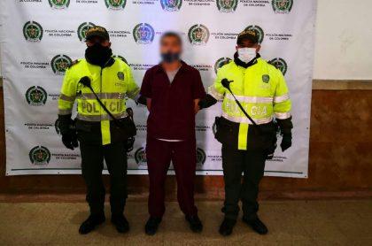 Falso enfermero que distribuía droga