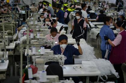 Industrias manufactureras en Colombia durante la pandemia de COVID-19