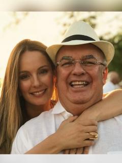Claudia y Germán Bahamón