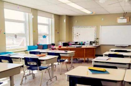 Colegios temen cierre por coronavirus y piden ayuda del Gobierno