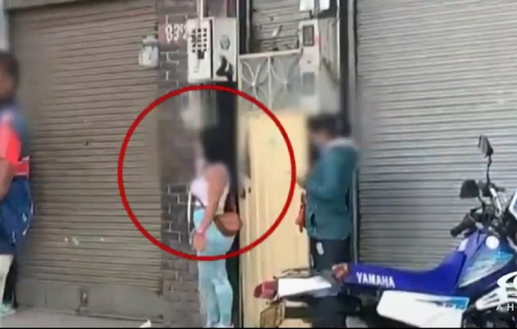 Captura video de Noticias Caracol