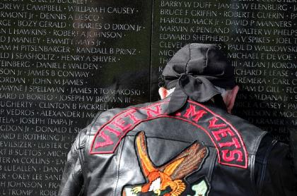 Veterano de la guerra de Vietnam