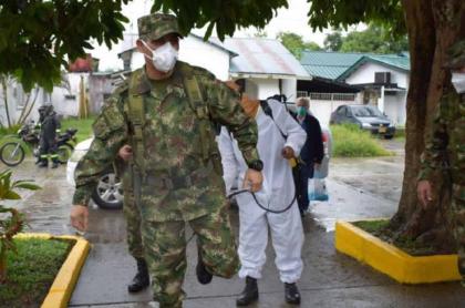 Mindefensa ordena a Ejército dar información de contratos