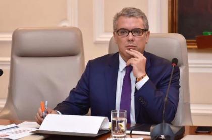 Iván Duque anuncia préstamo del BID