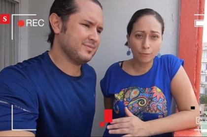 Andrés Felipe Álvarez y Lina Marcela Ruíz