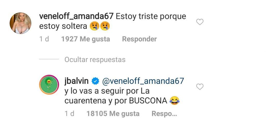 Instagram: @jbalvin