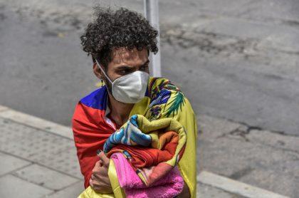 Venezolanos se van de Colombia por culpa del COVID-19