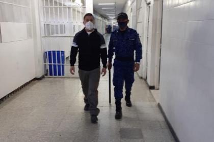 Preso liberado por la emergencia de la pandemia de COVID-19