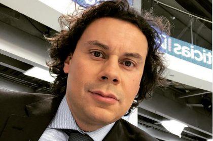 Hassan Nassar, periodista.