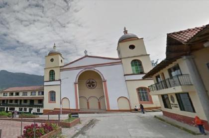 Iglesia de Gutiérrez, Cundinamarca