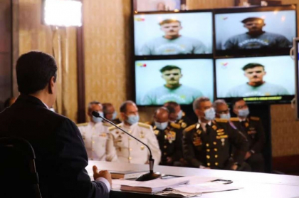 Estadounidense detenido por régimen de Maduro