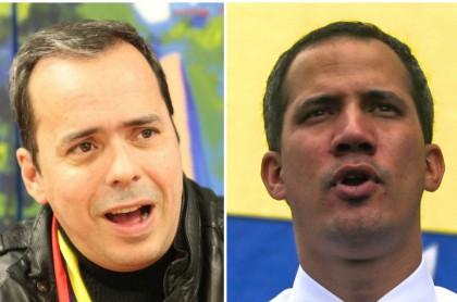 J.J. Rendón y Juan Guaidó