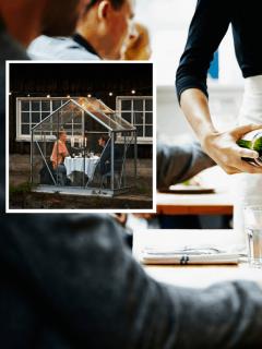 Nuevo concepto gastronómico en Amsterdam