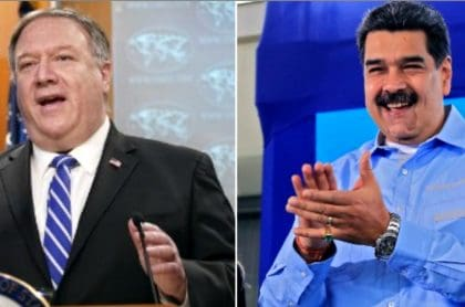 Mike Pompeo niega invasión a Venezuela.
