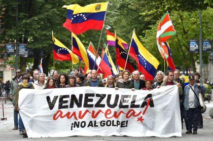 Fallido golpe a Maduro.