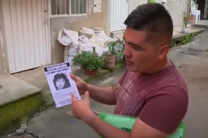 Juan Valderrama, confeso asesino de la chilena Ilse Amory