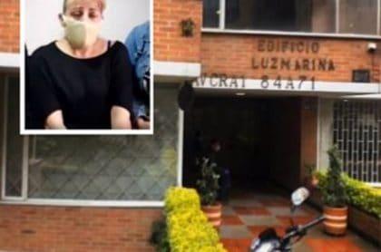 Denuncia de celadora por trabajo en edificio en Rosales