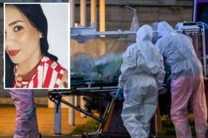 Padre busca cuerpo de su hija muerta en hospital de Ocaña