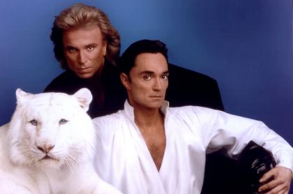 Siegfried y Roy