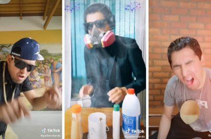 Sacerdote boliviano Rolando Laime, fenómeno viral en Tik Tok