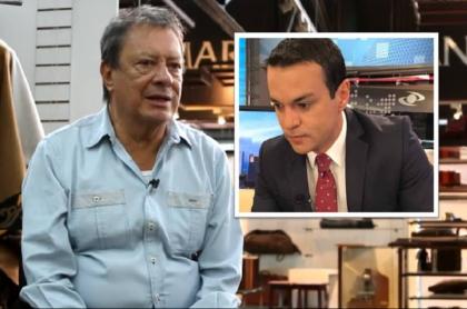Mario Hernández, Juan Diego Alvira.