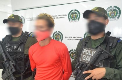 Venezolano que extorsionó a su expareja croata en Cartagena
