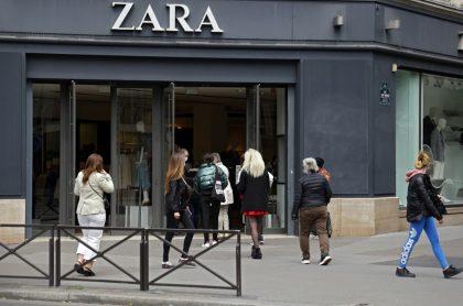 Tiendas Zara en Francia.