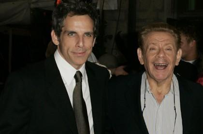 Ben Stiller y Jerry Stiller.