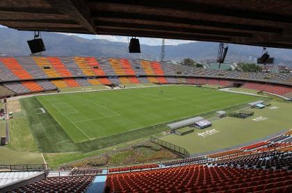 Estadio Atanasio Girardot de Medellín