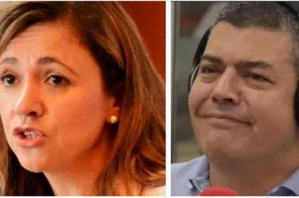 Cristina Lombana y Gustavo Gómez