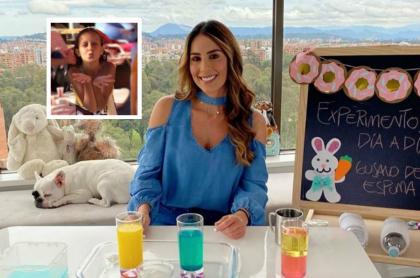 Carolina Soto y su hermana Sofía El Khoury
