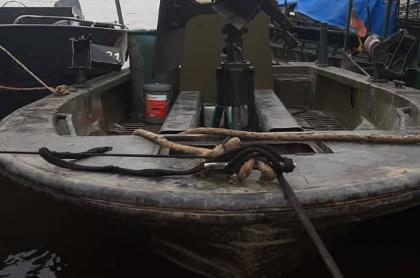 Armada deberá dar explicación por lanchas encontradas en Venezuela